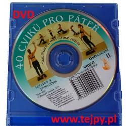 Płyta DVD z ćwiczeniami SM System