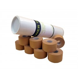 Power Tape 3,8 cm x 10 m  (opakowanie 8 szt.)