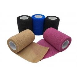FIZJOKOB Super bandaż elastyczny Zestaw 5 szt.
